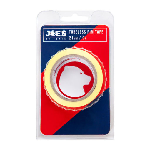 Tubeless Yellow Rim Tape